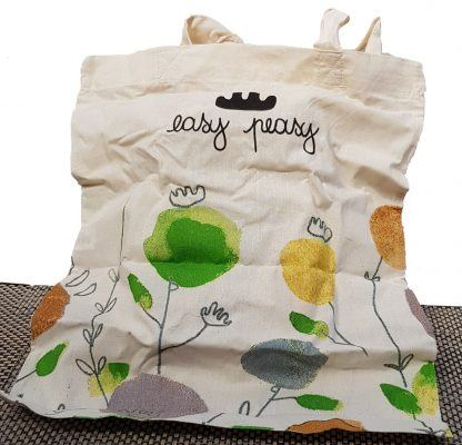 sac pour chausson Easy Peasy